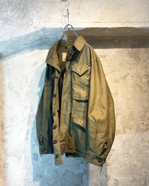 US ARMY M-43 field jacket
