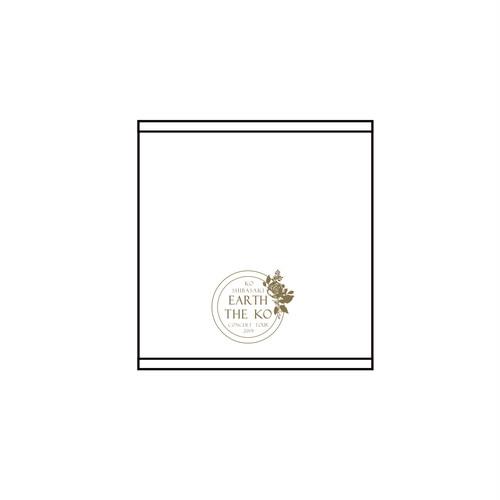 【EARTH THE KO】プレオーガニックコットン使用 ハンドタオル