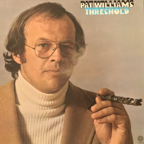 PAT WILLIAMS / STRESHOLD(1973)