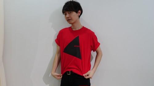 Tシャツ-サンタレッド