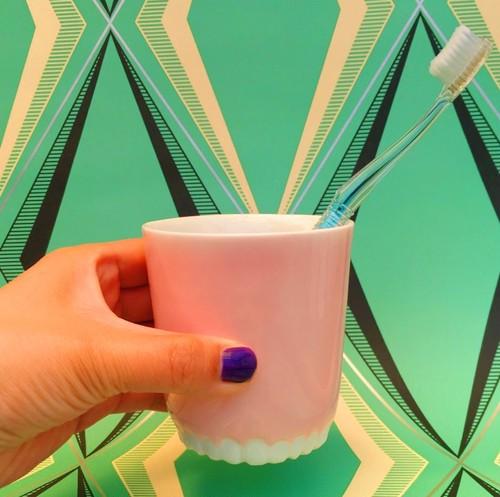 ハグキカップ