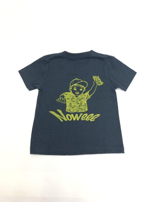NoweeeオリジナルTシャツ~バックプリントver~【全4色】