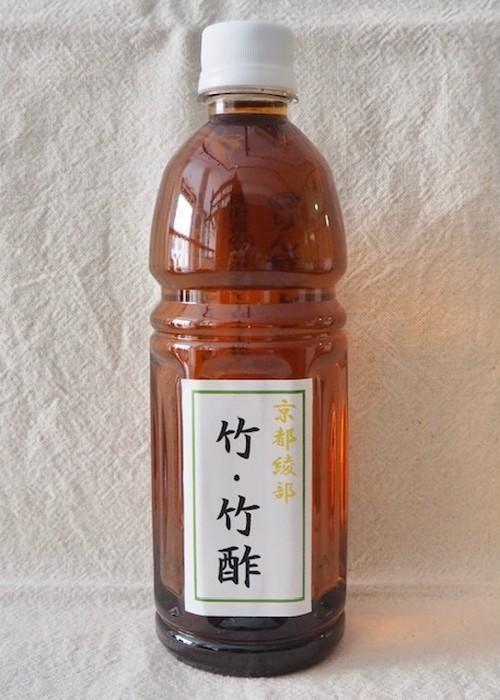 竹・竹酢 500ml