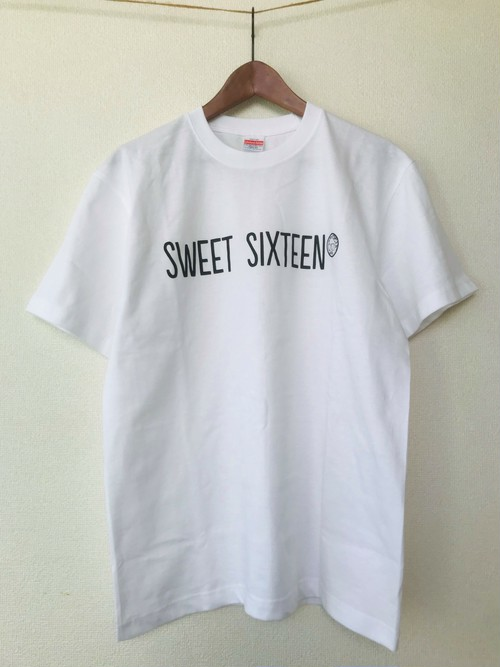 「SWEET SIXTEEN」 T-shirts (White)