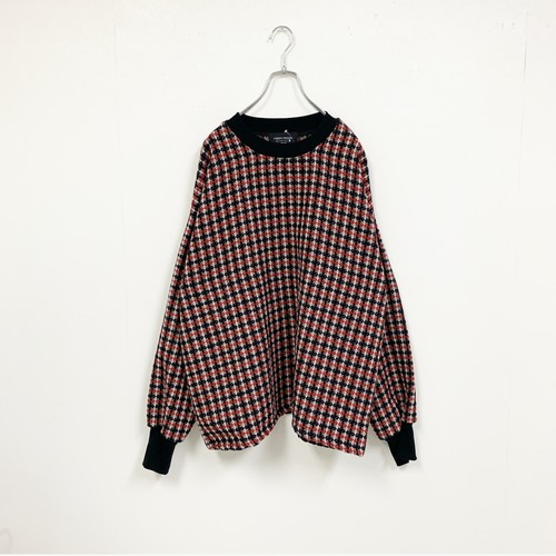 TEXTILE KNIT(RED)