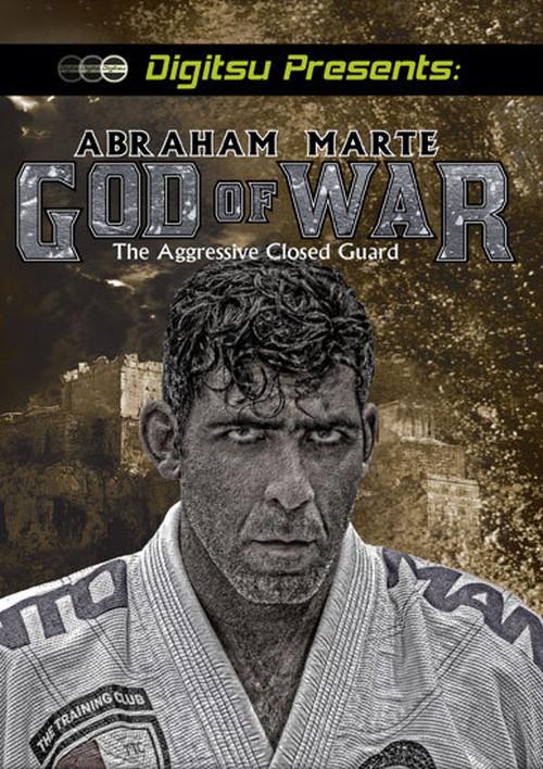 アブラハム・マルテ アグレッシブ クローズドガード VOL1| ブラジリアン柔術教則DVD