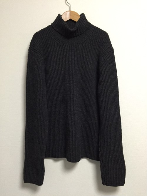 early2000's COMME CA DU MODE MEN turtleneck sweater