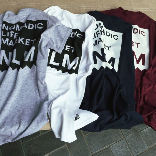 NLM POCKET TEE:NLM-0008