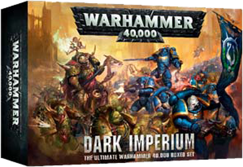 ウォーハンマー40000【DARK IMPERIUM】BOXED SET