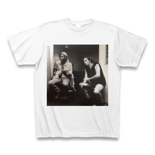 「KEITH RICHARDS」ver.2ロックTシャツ WATERFALLオリジナル ※完全受注生産品 S / M / L / XL