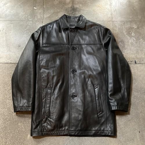 00s Leather Jacket