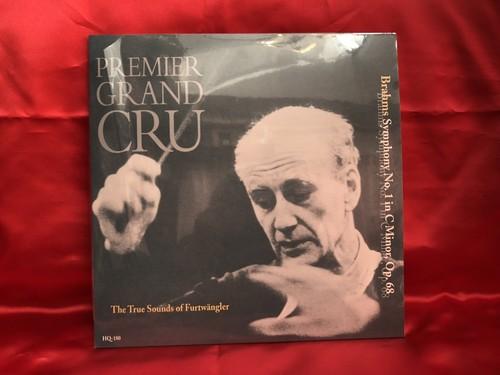 米盤フルトヴェングラー ブラームスの1番 オーディオフィデリティ180gレコード