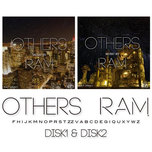 【mp3 デジタルコンテンツ】OTHERS Album Set - RAM / mp3