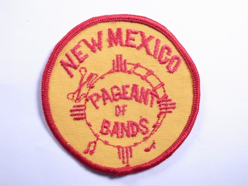 "PATCH""NEW MEXICO"""