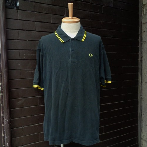 """""""FRED PERRY"""" Polo Shirt Made In England / [フレッドペリー] ポロシャツ イングランド製"""