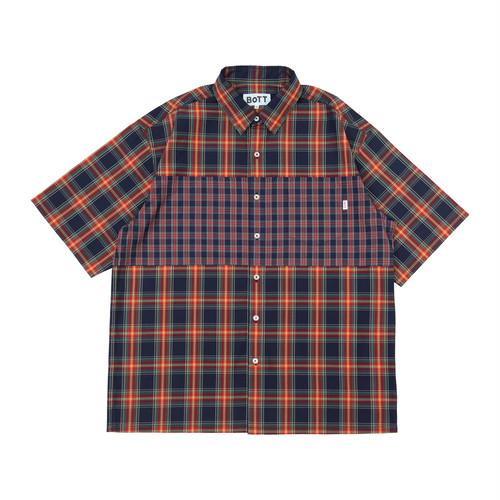 Multi S/SL Shirt(red)