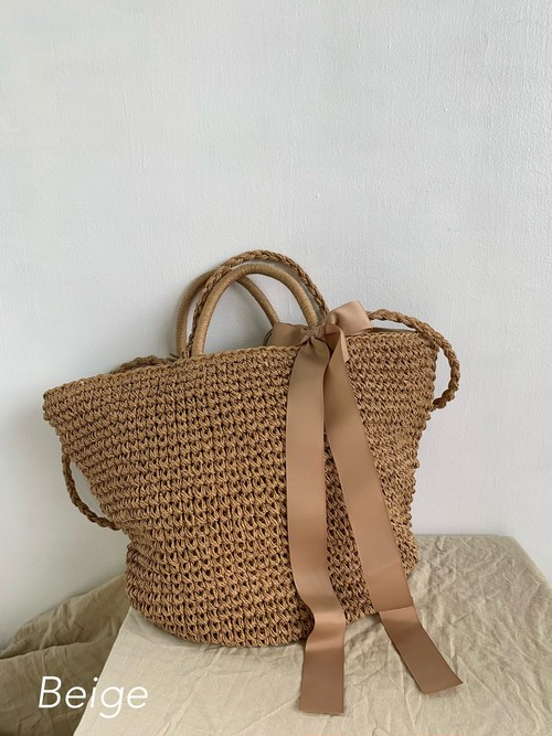 Bilitis dix-sept ans   New Woven Bag (L)