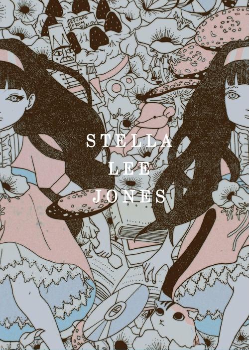 クリアファイル【STELLA LEE JONES】