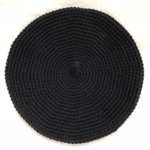 おとなM*/新ベレー帽/ブラック