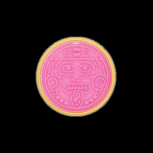 クッキー型:太陽の石 (部分)別名:アステカの暦石/アステックカレンダー