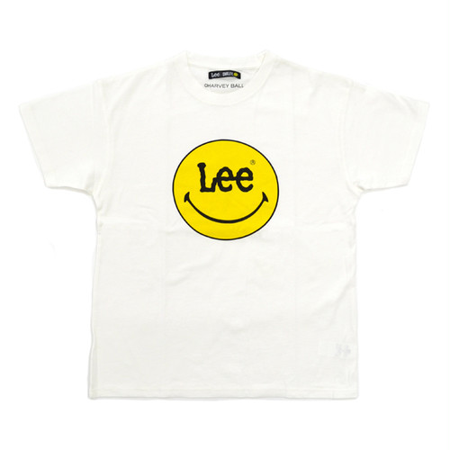 【 Lee × SMILEY 】プリントTEE