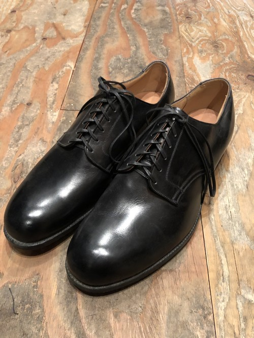 Deadstock 1940s US.NAVY Service Shoes