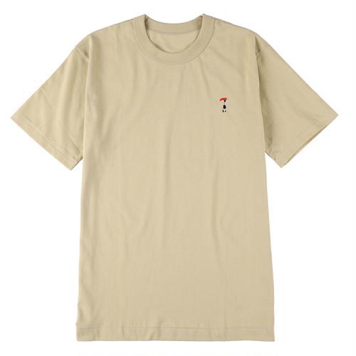 CUT × Boys in Tokyo Sentimental コラボレーションTシャツ【カーキ】