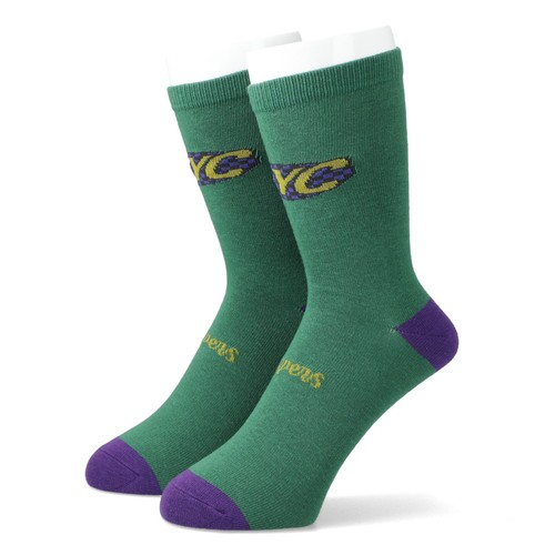 THUMPERS TEAM SOCKS (GREEN) / THUMPERS