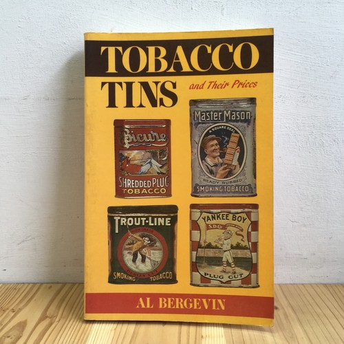 TOBACCO TINS and Their Prices [洋書]