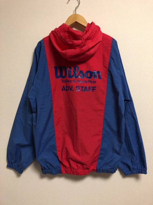 80's Wilson ADV. STAFF set-up