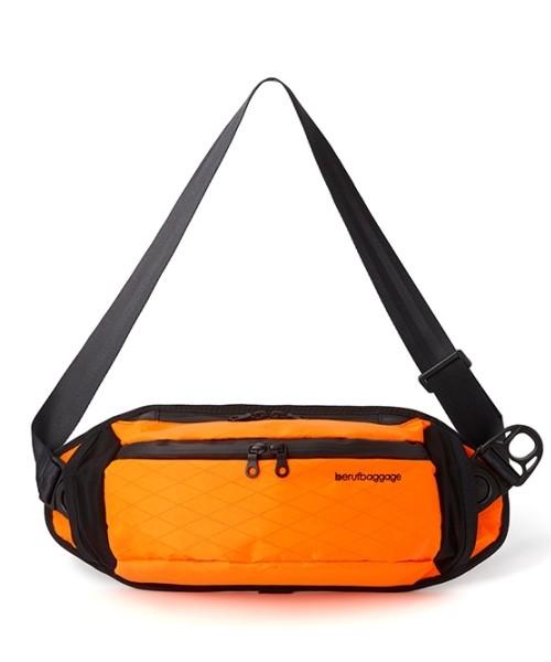Beruf Baggage|STREAM SLING PACK UL(brf-CF12-UL)(オレンジ)