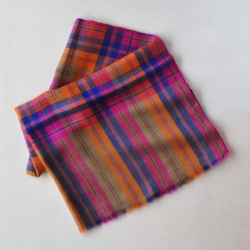 nukuiro 手織りパシュミナストール(nu-31)