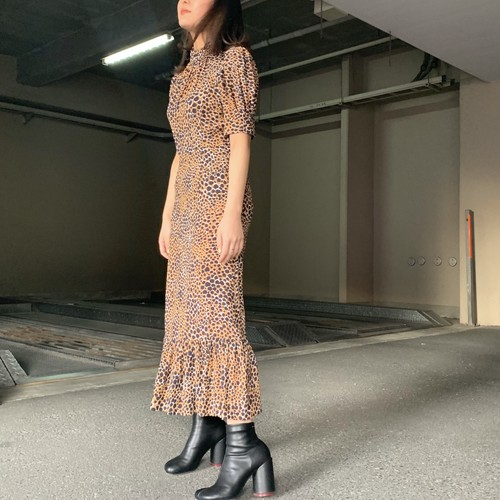 【20SS】SEA NY / Leopard one piece