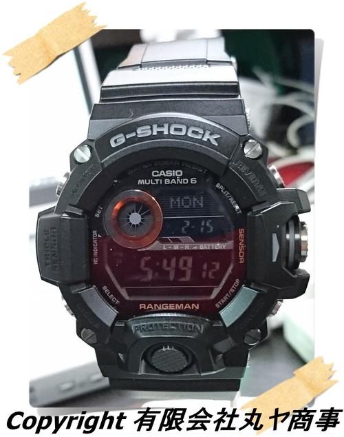 G-SHOCK:レンジマン/GW―9400BJ―1JF型
