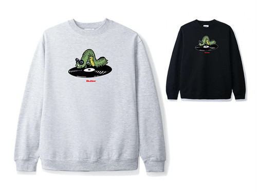 BUTTERGOODS|Easy Listening Crewneck