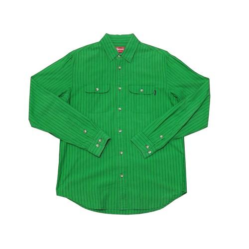 【Supreme】ストライプシャツ