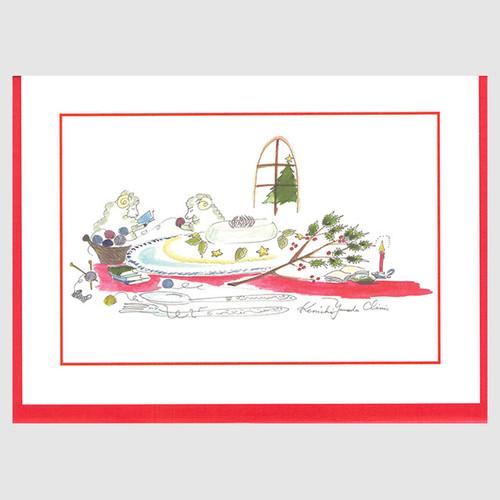 クリスマスカードD|Card D