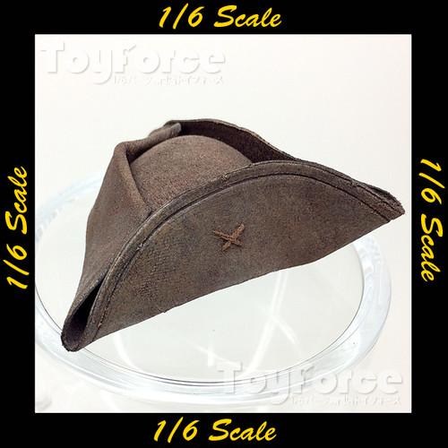 【05102】 1/6 帽子 ジャック・スパロウDX ホットトイズ