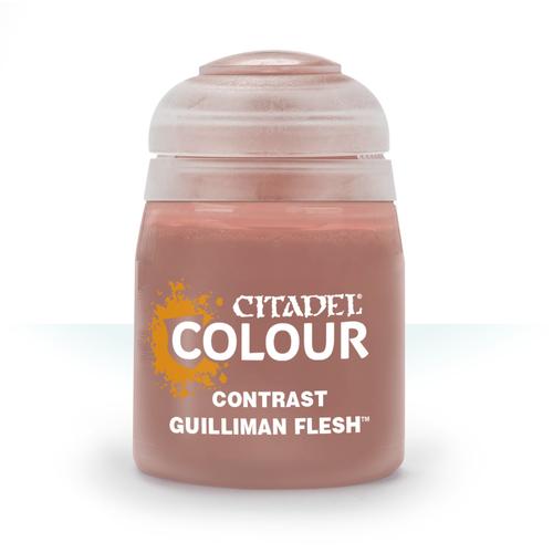 CONTRAST: GUILLIMAN FLESH シタデルカラー コントラスト