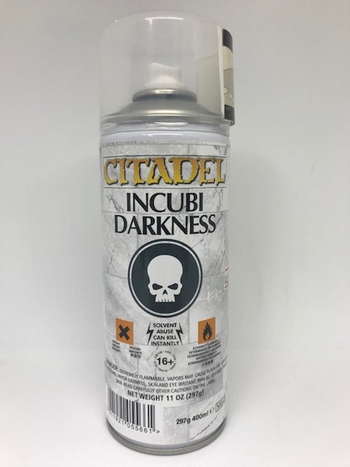INCUBI DARKNESS SPRAY