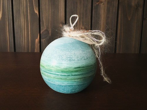 Sphere Candle(商品No.S-0001)