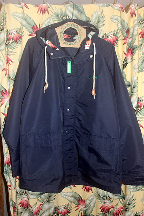 SAIKICKS NYLON MOUNTAIN JACKET