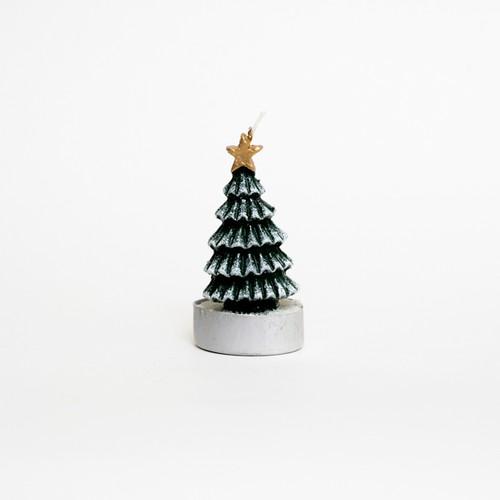 Tree Tea light candle