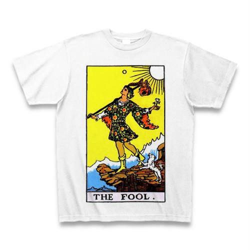 「0愚者」タロットTシャツ