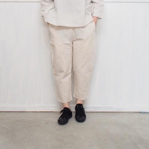【YAMMA】 会津木綿スリムパンツ 通常丈 SM-PT