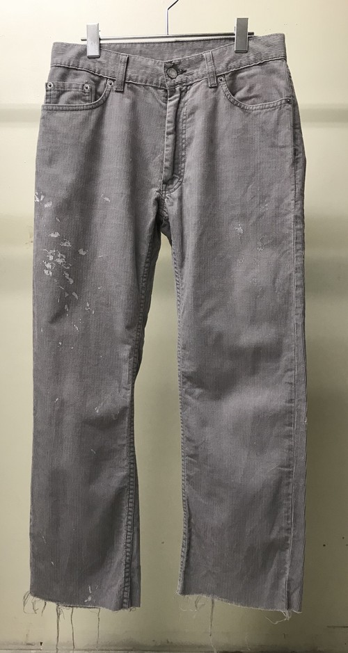 1998s HELMUT LANG CORDS PAINTER PANTS