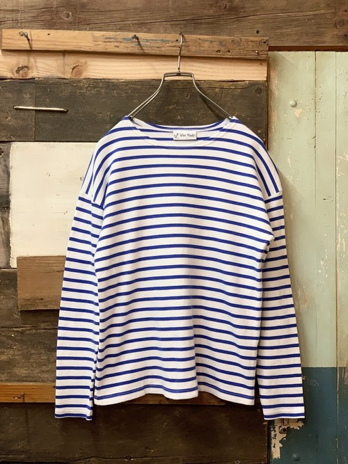 wins nautic italy border shirt