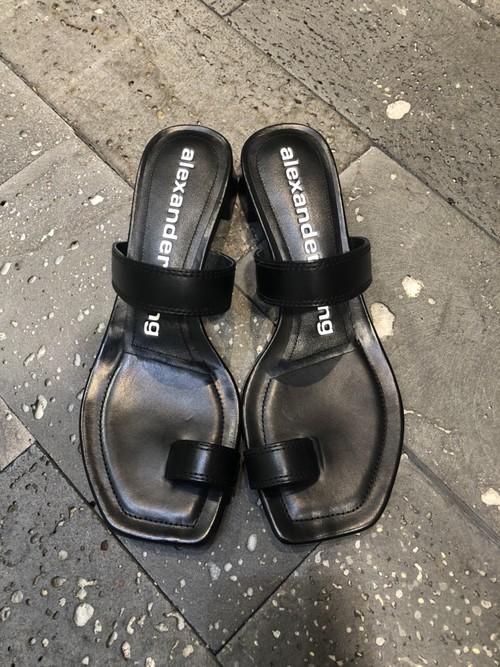 【20SS】alexanderwang アレキサンダーワン / Runway ellis Sandals