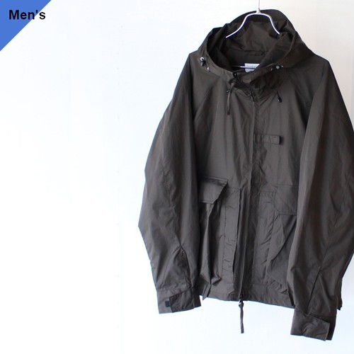ENDS and MEANS Fishing Jacket (African Black)