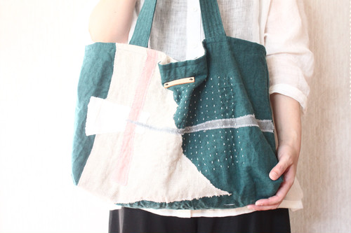 spica.g collage  totebag 常盤